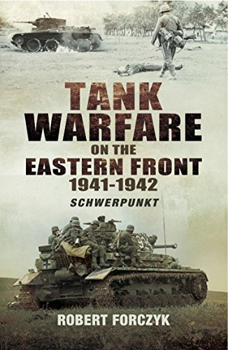[Tank Warfare on the Eastern Front 1941-1942: Schwerpunkt] (German Army Tank)