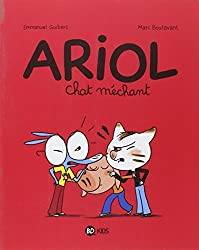ARIOL£T06 CHAT MECHANT
