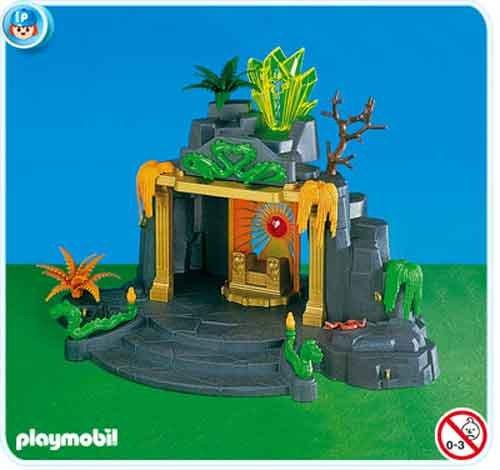 Playmobil Rock Temple