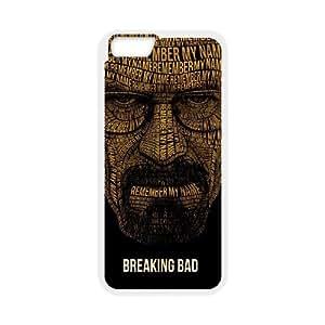 """DDOUGS Breaking Bad Custom Cell Phone Case for Iphone6 4.7"""", Customised Breaking Bad Case"""