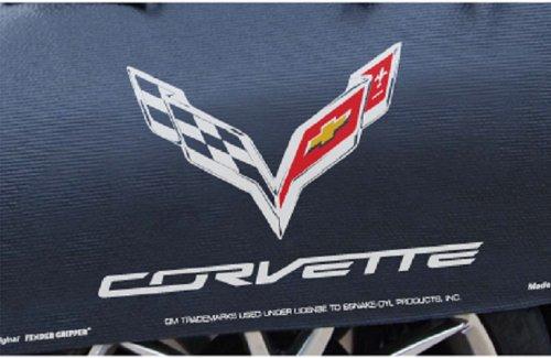 Corvette C7 Flag Fender Cover Gripper