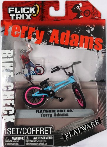 Flick Trix - Terry Adams - Flatware Bike Co.