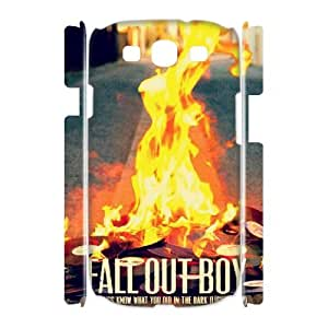 DDOUGS Fall out boy Brand New Cell Phone Case for Samsung Galaxy S3 I9300, DIY Samsung Galaxy S3 I9300 Case