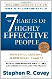 The 7 Habits of Highly Effective People: Powerful Lessons in Personal Change (print edition)