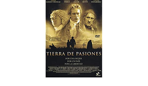 Tierra De Pasiones [DVD]: Amazon.es: Gerard Depardieu ...