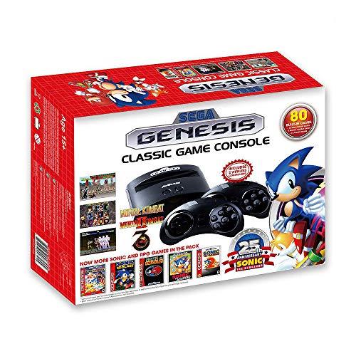 Sega Genesis Classic Game Console 2016 (Sega Genesis Classic Game Console)