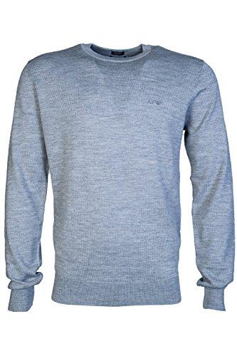 Armani Jeans Herren Pullover Pullover grau grau Large