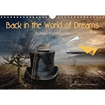 Back in the World of Dreams Surreal Impressions 2016: Pieces of art between dream and reality