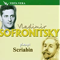 Plays Scriabin