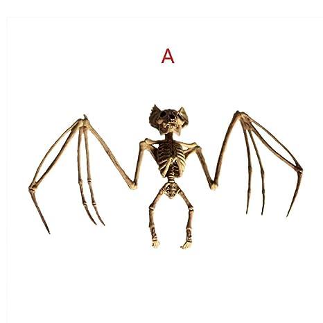 TAOtTAO - Bate de Esqueleto para Halloween, diseño de Crazy ...