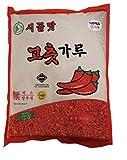 (US) Korean Red Pepper Coarse Powder, 1.5 Pounds
