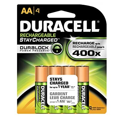 Duracell Rechargeable NiMH Battery Pack