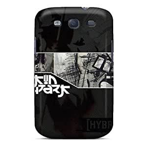 DannyLCHEUNG Samsung Galaxy S3 Shock Absorption Hard Phone Covers Allow Personal Design Stylish Linkin Park Skin [nUx18675elga]