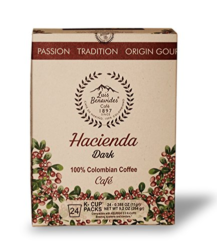 Assorted Royal Toffees (Keurig Compatible Luis Benavides Hacienda Dark Coffee 9.2 Oz. 24 K-Cups. Medium Roast. Nariño Origin. Excellent 85-87.5 points. Volcanic soil grown 100% Colombian Coffee)