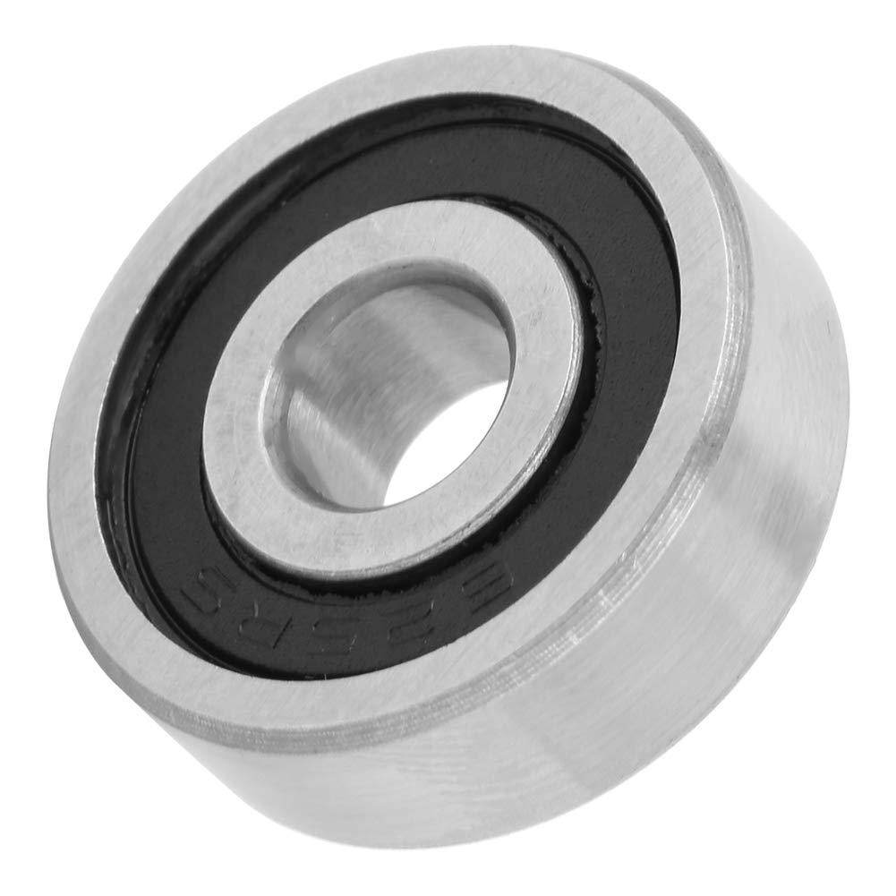 Cuscinetto a sfere 20pcs 625RS 16mmx5mmx5mm Cuscinetto a sfere a gola profonda Cuscinetto in gomma sigillato per Hobby 5mm Albero//Rod progetti