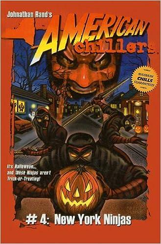New York Ninjas (American Chillers (Prebound)): Amazon.es ...