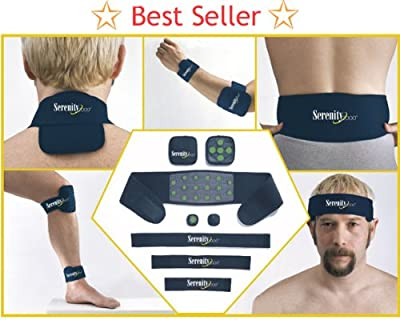 Full Body Magnetic Therapy Set - 8 Piece System