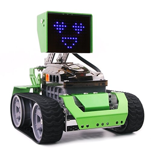 Robot Kit Toy Building & Graphical Programming, Qoopers Robotics STEM Education Arduino...