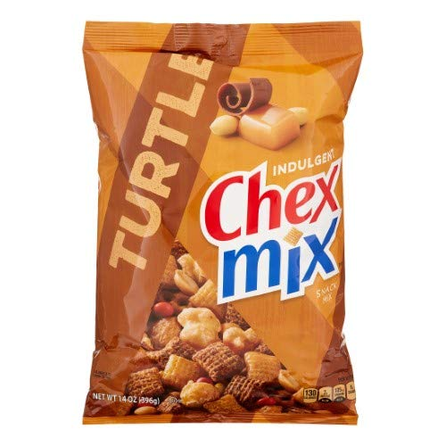 Chex Mix Indulgent Turtle Snack Mix (Pack of 20)