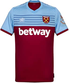 West Ham 2019-20 Home Shirt