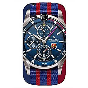 Popular Design FC FC Barcelona Team Logo Phone Case Cover For Samsung Galaxy S3mini 3D Plastic Phone Case