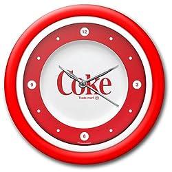 Trademark Gameroom Coca-Cola Neon Clock, 12