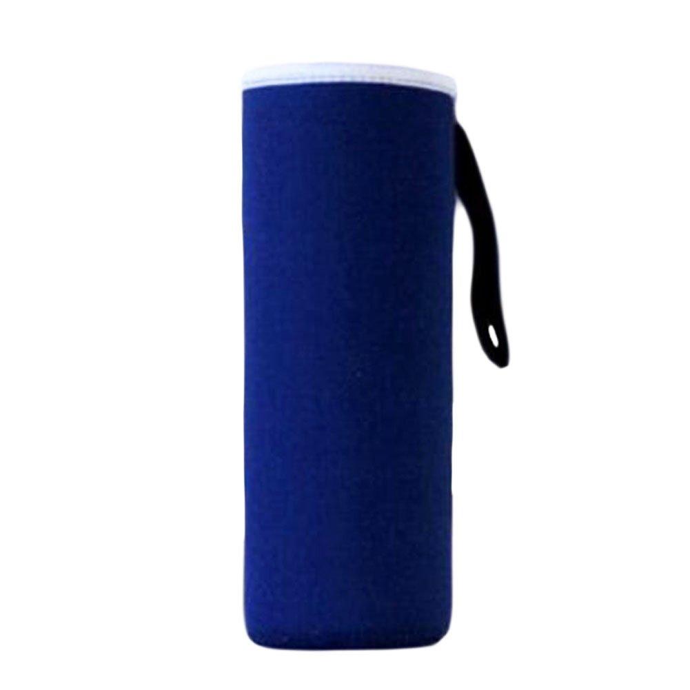Black Temptation Outdoor-Large Size Flasche Schutz Elastic Isolierflasche Abdeckung