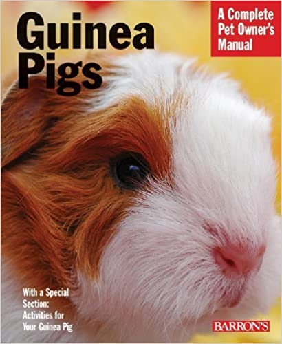 Guinea Pigs (Barron's Complete Pet Owner's Manuals (Paperback)) by Immanuel Birmelin (2008-07-01)
