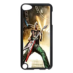 Ipod Touch 5 Phone Case Rock Band Scorpions SM007058806