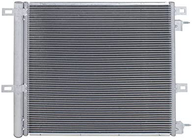 Rareelectrical NEW FRONT A//C CONDENSER COMPATIBLE WITH GMC ACADIA SLT SLE 2017 22999490 GM3030320 84129805