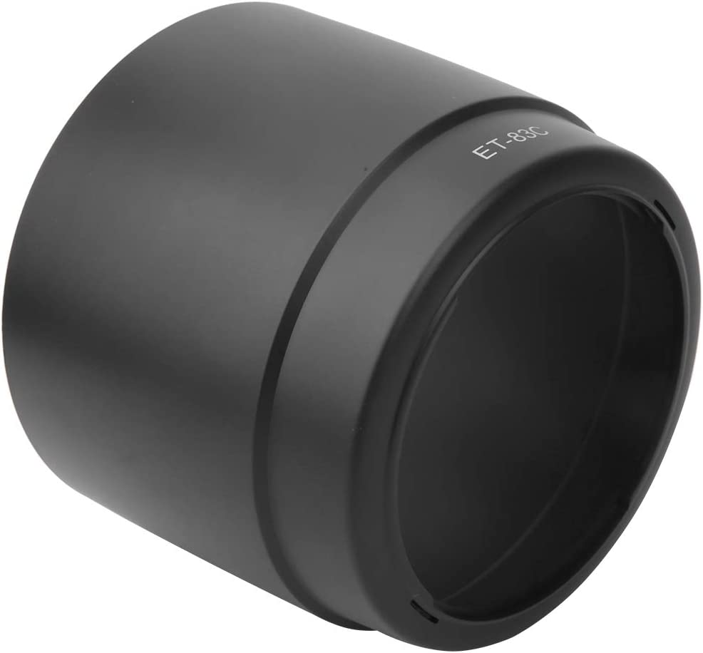Replacement Lens Sun Shade//Shield Cover for Canon EF 100-400mm f//4.5-5.6L Lenses Serounder Lens Hood