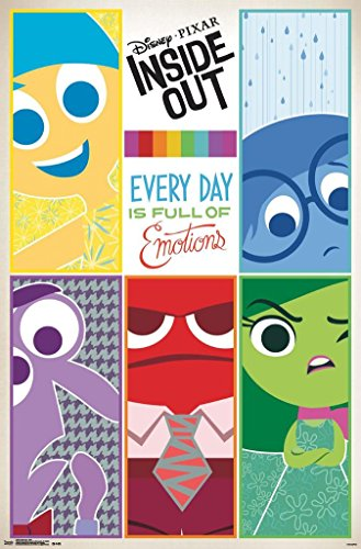 (Inside Out - Grid Poster 22 x 34in)