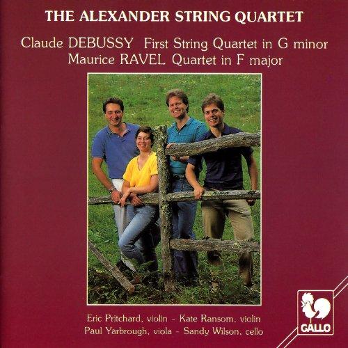 Debussy: String Quartet in G Minor, Op. 10 & Ravel: String Quartet in F Major, M. 35 (String Quartet In G Minor Op 10)