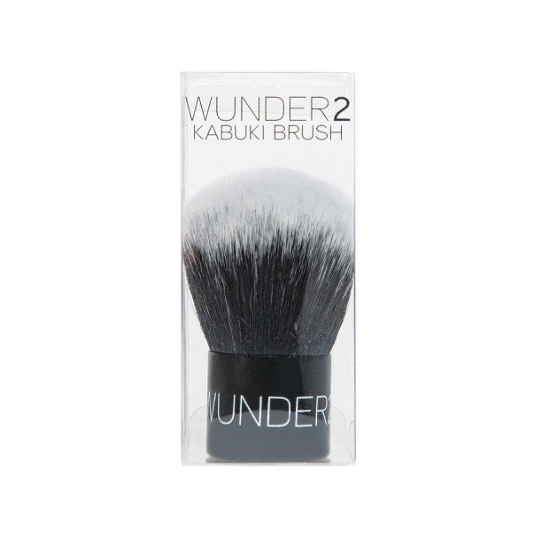 Wunder2 KABUKI BRUSH - weicher Pinsel für Puder Make-up KABUKI_BRUSH