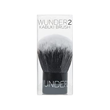 Amazon.com: WUNDER2 KABUKI Brush For A Perfect Finish With Powder ...