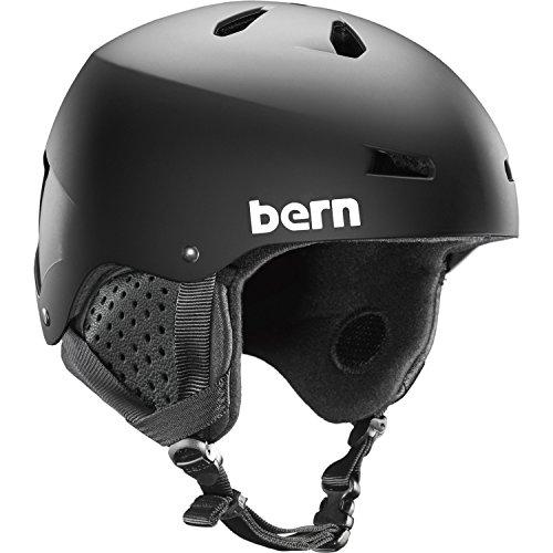 BERN Macon MIPS Helmet - Small/Matte Black