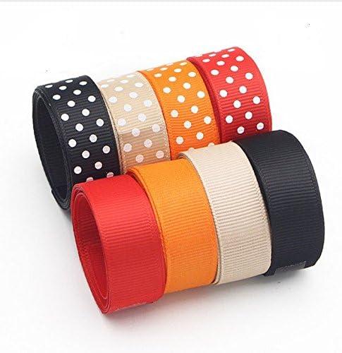 8 unds cintas colores tierras algodon saten perfectas para mil ...