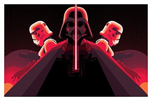 Star Wars Limited Edition Silkscreen