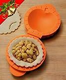 pop tart maker - Sanhei Mini-Pie Pan Mold with Apple Strawberry Empanada Maker