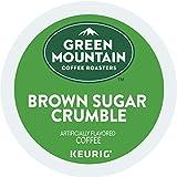Grün Mountain Coffee Roasters Brown Sugar Crumble, Single Serve Coffee K-Cup Pod, Flavored Coffee, 72