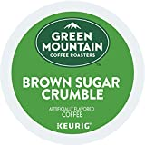 Green Mountain Coffee Roasters Brown Sugar Crumble Keurig Single-Serve K-Cup Pods, Light Roast Coffee, 72 Count (6 Boxes of 12 Pods)