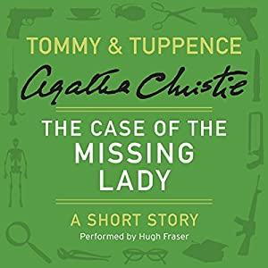 The Case of the Missing Lady Audiobook
