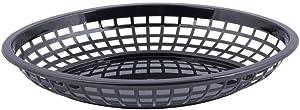 TableCraft 1084BK Black 11-3/4