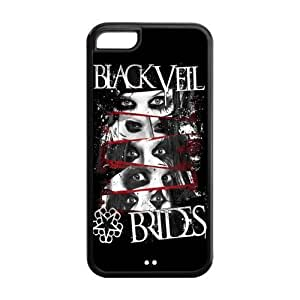 meilinF000Danny Store Hard Rubber Protection Cover Case for ipod touch 5 - BVB Black Veil BridesmeilinF000