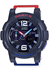 Casio Baby-G Analogue/Digital Female Watch BGA180-2B2