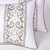 Cotton Feather Velvet Pillow Core Pure Color Simple
