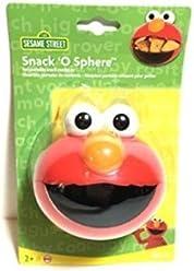 Sesame Street Oscar Snack OShere