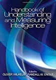 img - for Handbook of Understanding and Measuring Intelligence book / textbook / text book