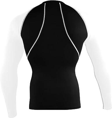 MONTOJ CAFRFGL Tricolore entrenamiento camisa manga larga ...