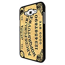 789 - Ouija Board Print Design For Samsung Galaxy Core Prime G360 Fashion Trend CASE Back COVER Plastic&Thin Metal - Black